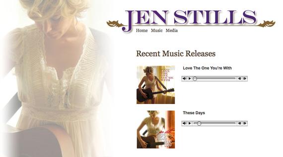 Jen Stills Music