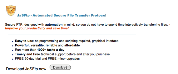 Secure file transfer protocol, automate sftp client,  secure ftp scheduling