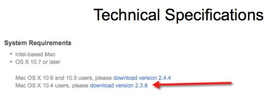 Official Windows Media Player on the Mac - Tech Specs - Telestream Flip4Mac