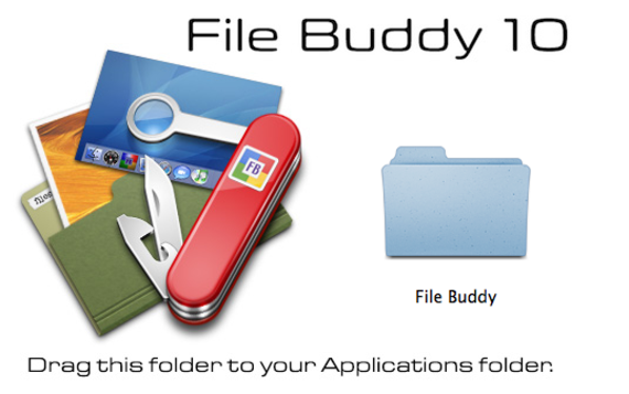 File Buddy: The most powerful high-level file utility available for for the Mac