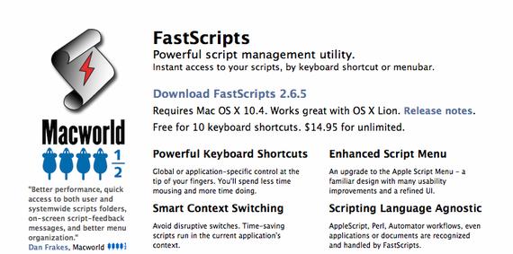 FastScripts