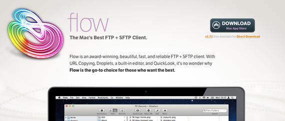 Flow — The Mac's Best FTP + SFTP Client