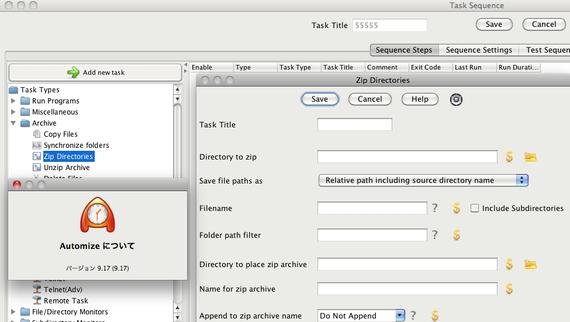 Task scheduler software, automation script, schedule tasks, jobs for windows, multi-platform