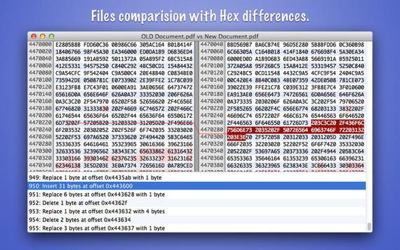 Mac App Store - Hex-Editor